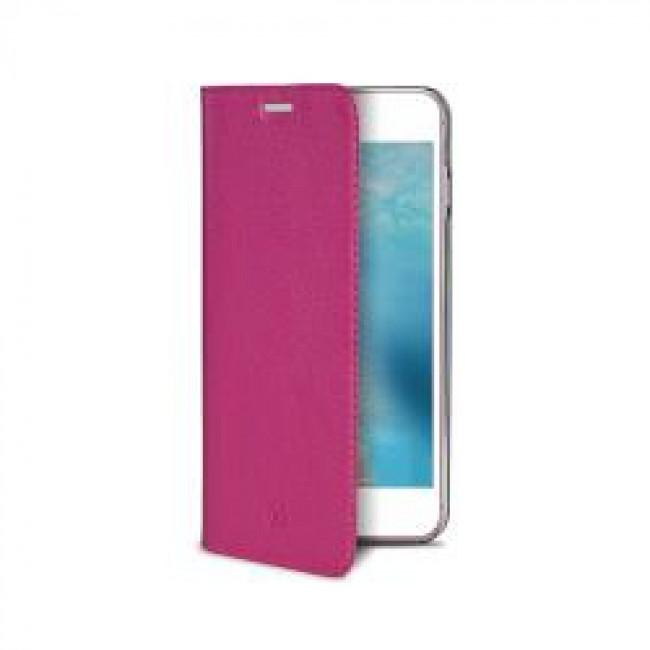 """Celly Celly AIRPELLE800PK mobiele telefoon behuizingen 11,9 cm (4.7"""") Folioblad Roze"""